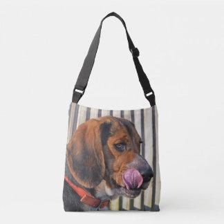Sac Ajustable Beagle anticipant un Goodie