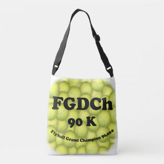 Sac Ajustable FGDCh 90 K, champion grand de Flyball, 90.000