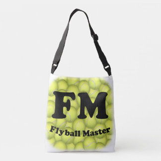 Sac Ajustable FM, maître de Flyball