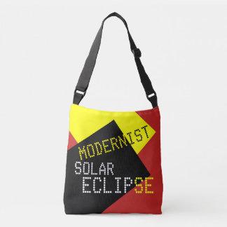 Sac Ajustable Personnalisable drôle moderniste d'éclipse solaire