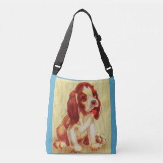 Sac Ajustable petit chiot mignon de beagle
