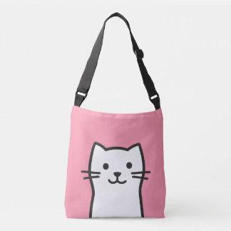 Sac Ajustable Portrait drôle de chat