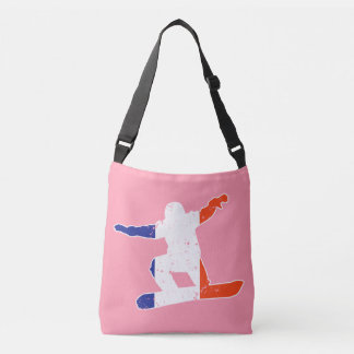 Sac Ajustable SURFEUR tricolore français (blanc)