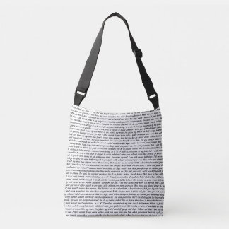 Sac Ajustable Texte de persuasion