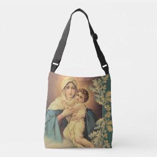 Sac Ajustable Vierge Madonna Mary avec le bébé Jésus