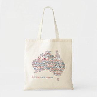 Sac australien d'argot d'Edition spéciale