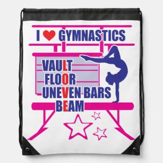 Sac Avec Cordons Gymnastique