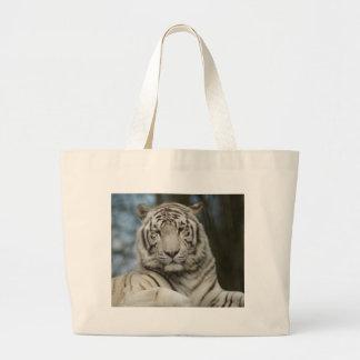 Sac blanc de tigre