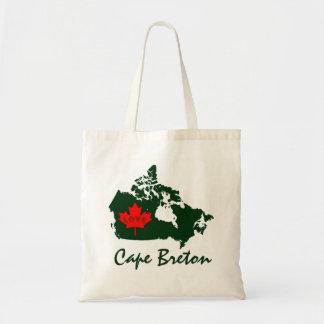 Sac breton de province du Canada d'amour de