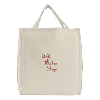 Sac Brodé Chansonnette Bag_Sherpa-style™_Wife_Mother_Sherpa