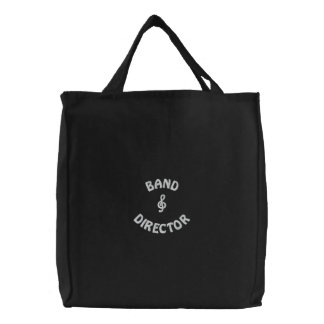 Sac Brodé Directeur Music Bag de bande