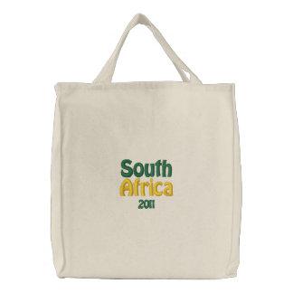 Sac Brodé L'Afrique du Sud, marchandises patriotiques de