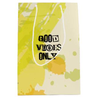 "Sac Cadeau Moyen ""Bon vibraphone seulement. ""Citations élevantes"