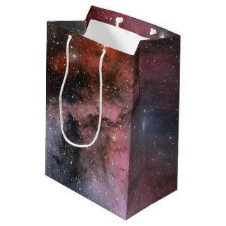 Sac Cadeau Moyen Nébuleuse de Carina, étoile WR 22 de Loup-Rayet