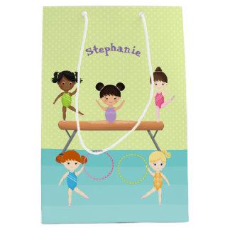 Sac Cadeau Moyen Partie de gymnastique