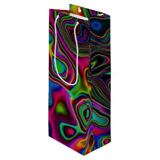 Sac Cadeau Pour Bouteille Imaginaire vibrant 7