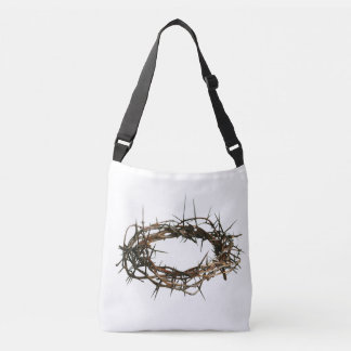 """Sac chrétien """"couronne de cadeau des épines """""""