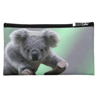 Sac cosmétique moyen de koala trousses à maquillage