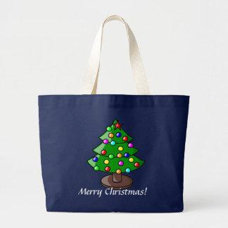 Sac d'arbre de Joyeux Noël