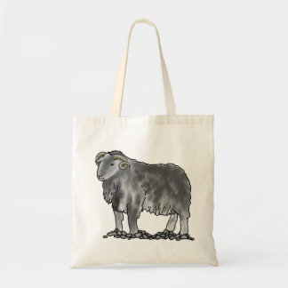 Sac d'art de moutons de Herdwick de RAM de Bélier