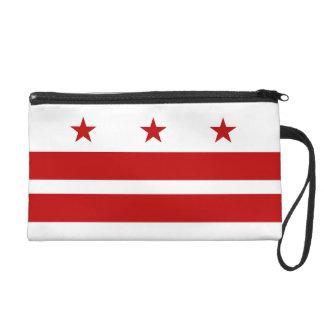 Sac de Bagettes avec le drapeau de DC de