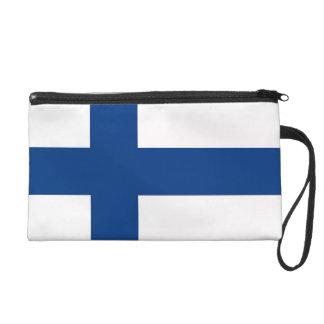 Sac de Bagettes avec le drapeau de la Finlande