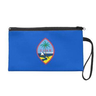 Sac de Bagettes avec le drapeau de la Guam,