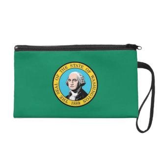 Sac de Bagettes avec le drapeau de l'état de