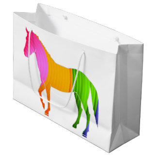 Sac de cadeau de cheval