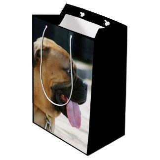Sac de cadeau de chien de Bullmastiff