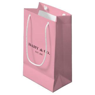Sac de cadeau de partie de fille de Tiffany de