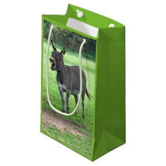 Sac de cadeau de rire d'âne