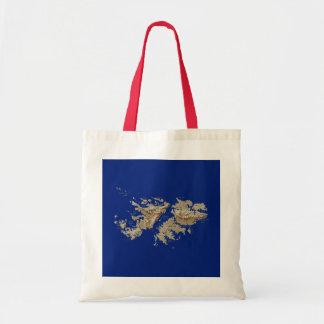 Sac de carte des Îles Falkland