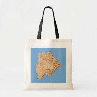 Sac de carte du Botswana