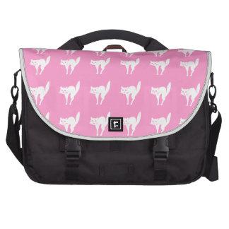 Sac de conception de chat sacoches pour ordinateurs portables
