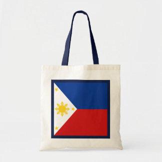 Sac de drapeau de Philippines