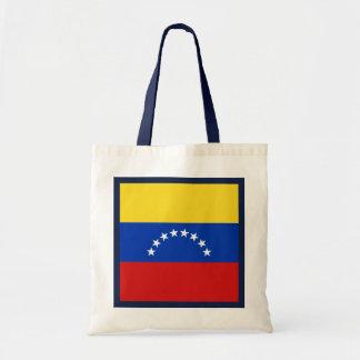 Sac de drapeau du Venezuela
