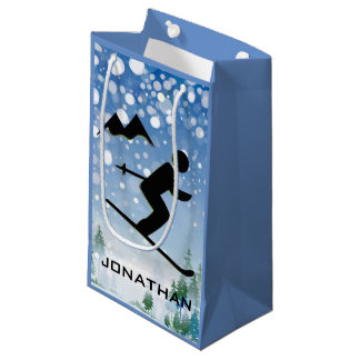 Sac de ski de cadeau de conception