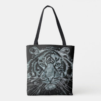 Sac d'impression de tigre