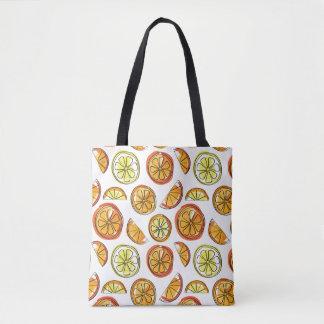 Sac d'orange et de citron - fruit Fourre-tout