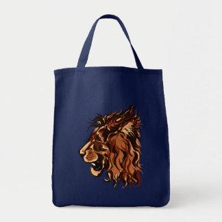 Sac du profil du lion