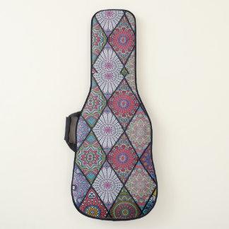 sac ethnique de guitare électrique