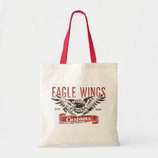 Sac fourre-tout à ailes d'Eagle du magasin de la