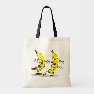 Sac fourre-tout à bananes de danse