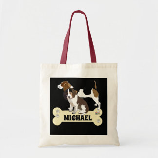 Sac fourre-tout à beagle