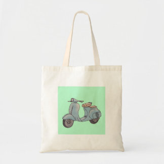 Sac fourre-tout à budget de scooter