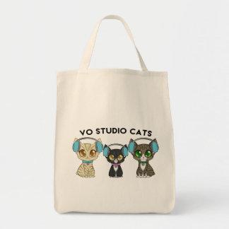Sac fourre-tout à chats de studio