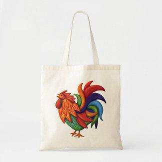 Sac fourre-tout à De Colores Rooster Gallo