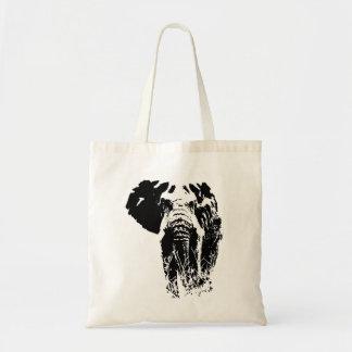 Sac fourre-tout à éléphant de Taureau de safari