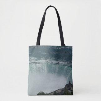 Sac fourre-tout à impression de chutes du Niagara